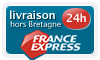 Livraison sous 24h avec France Express